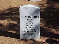 Juan Trinidad Vela