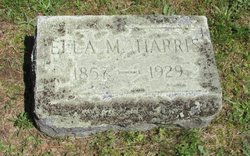 Ella May <I>Chellis</I> Harris