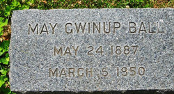 May <I>Gwinup</I> Ball