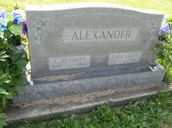 Lera Leota <I>Gregory</I> Alexander