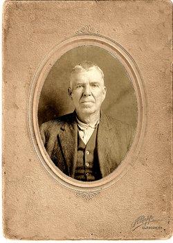 """Joel Yancy """"Uncle Joe-Scan"""" Carver"""