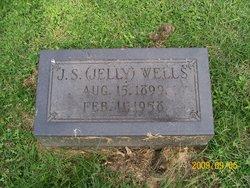"""James Stuart """"Jelly"""" Wells"""