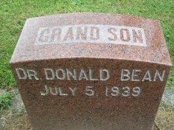 Dr Donald Bean