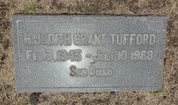 H Judith <I>Grant</I> Tufford