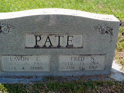 Fred N. Pate