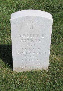 Robert E Berner