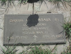 David D Corsair, Jr