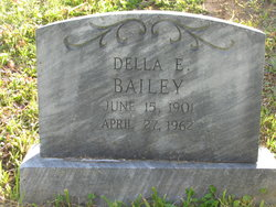 Della Ethel <I>Roberts</I> Bailey