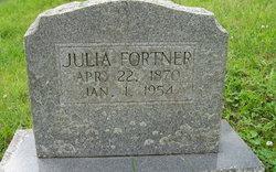 Julia Malissa <I>Silver</I> Fortner