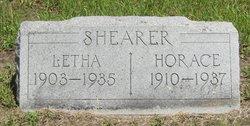 Horace Shearer