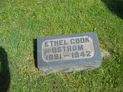 Ethel Eliza <I>Cook</I> Ostrom
