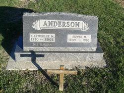 Catherine M. <I>Hannan</I> Anderson