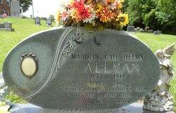 Maddlin Gail <I>Helms</I> Allman