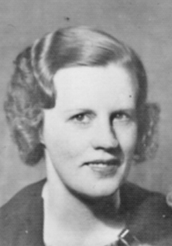 Mary Jane <I>Thorpe</I> Stevens