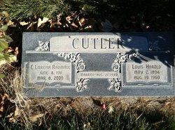Louis Harold Cutler
