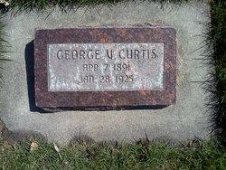 George V Curtis