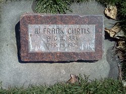 William Frank Curtis