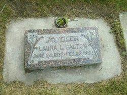 Laura Lavina Larson <I>Christensen</I> Dalton