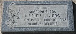 Wesley James Rasmussen Long