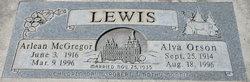 Alva Orson Lewis