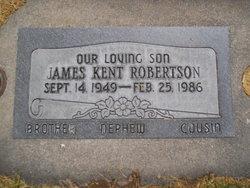 James Kent Robertson