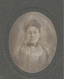 Agnes Mary Teasdale <I>Buckell</I> Bill