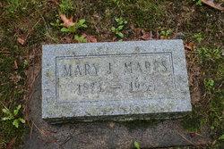 Mary Jane <I>Holderman</I> Mapes