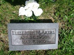 Elizabeth Margaret Akers