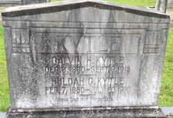 Calvin Hanks Kytle