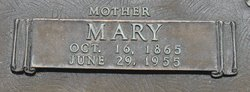 Mary C <I>Wolfe</I> Schafer