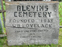 Blevins Cemetery