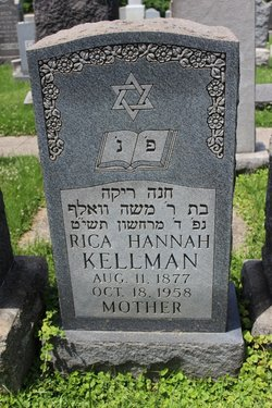 Rica Hannah <I>Rosenstein</I> Kellman