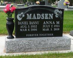 """Anna Mary """"Holly"""" <I>Goluk</I> Madsen"""