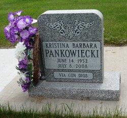 Kristina Barbara Pankowiecki