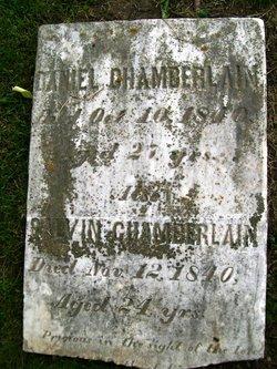 Daniel Chamberlain