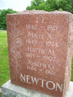 Hattie Mae Newton