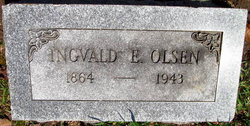Ingvald E Olsen