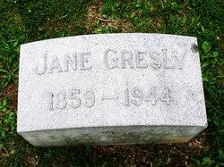 Jane Gresly