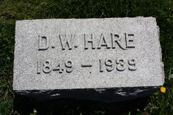 David Williams Hare