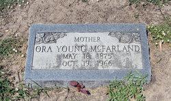 Ora May <I>Young</I> McFarland