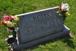 Charles A. Matern