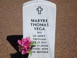Maryre L. <I>Thomas</I> Vega