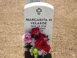 Margarita H. Velarde