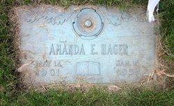 Amanda Ella <I>Witkovsky</I> Hagen