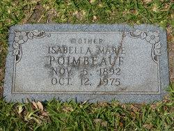 "Isabella Marie ""Belle"" <I>Wall</I> Poimbeauf"