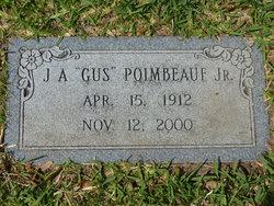 """Joseph August """"Gus"""" Poimbeauf Jr."""
