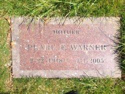 Pearl F. Warner