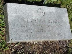 Russell Lee Benn