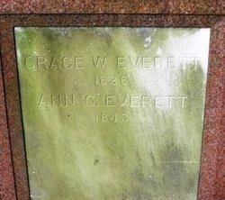 Grace Webster Everett