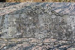 Ada May <I>Riggs</I> Buck